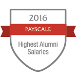 LTU named one of Payscale's Highest Alumni Salaries in 2016