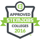 LTU named a 2016 Approved STEMJOBS College