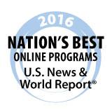 LTU - 2016 - Nation's Best Online Programs - US News & World Report