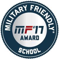 LTU - 2017 - Military Friendly School Award