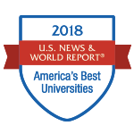 LTU named one of 2018's America's Best Universities by US News & World Report