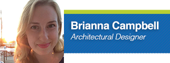 Brianna Campbell, Architecture Graduate Student