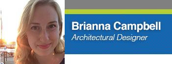 Brianna Campbell, Architecture Graduate Student