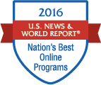 LTU named one of 2016's Nation's Best Online Programs by US News & World Report