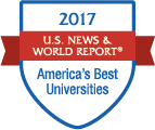 LTU named one of 2017's America's Best Universities by US News & World Report