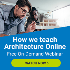 How we teach Architecture Online