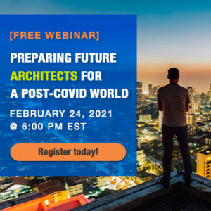 Free Webinar Event for Architecture Students